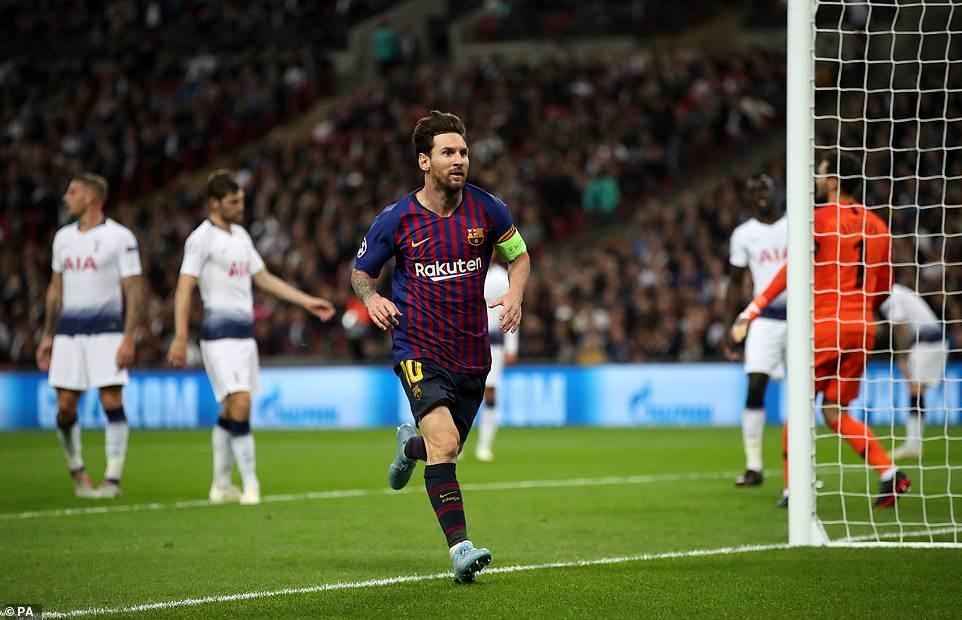 Barca thang Tottenham 4-2: Messi va nghich ly cua thien tai hinh anh 4