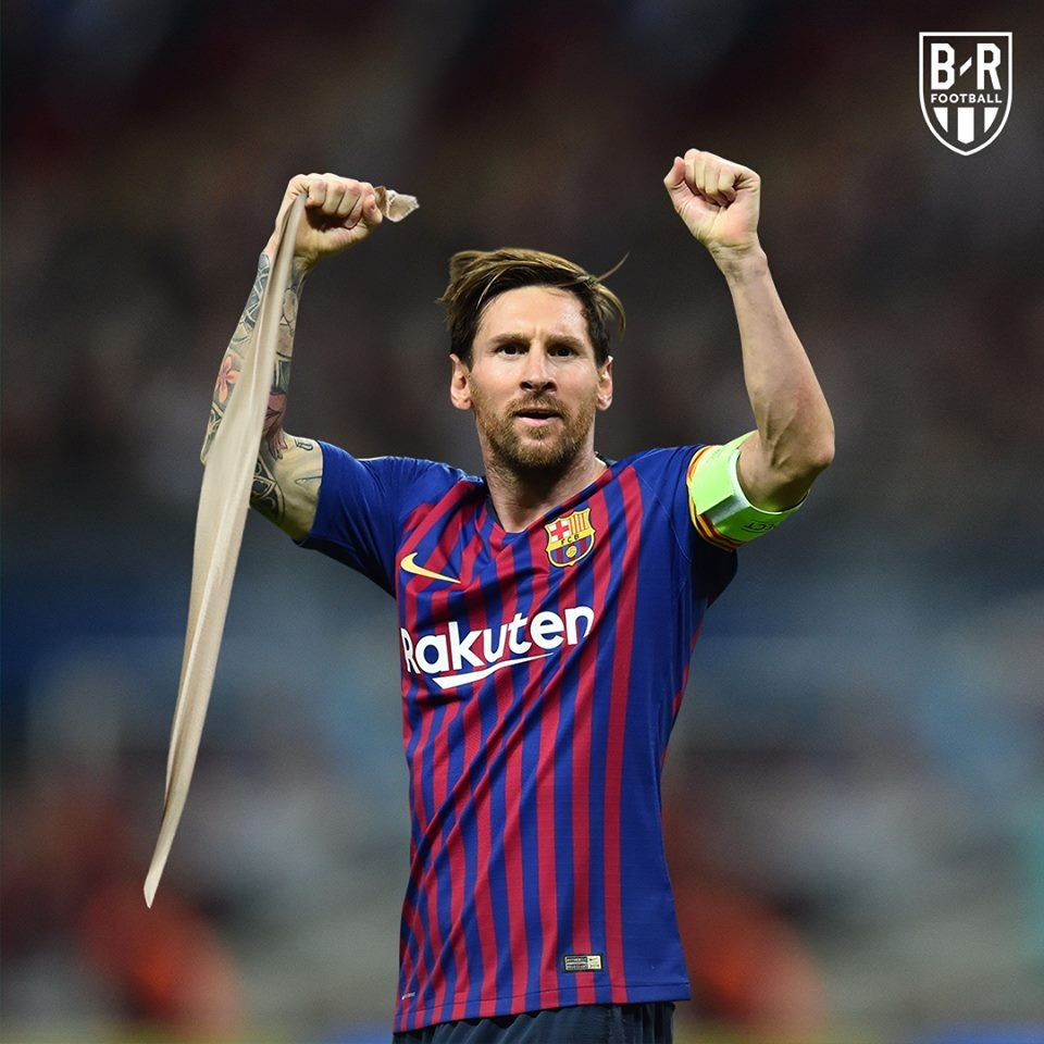 Inter Milan vs Barcelona: Messi truoc loi nguyen 'xanh den' hinh anh 3