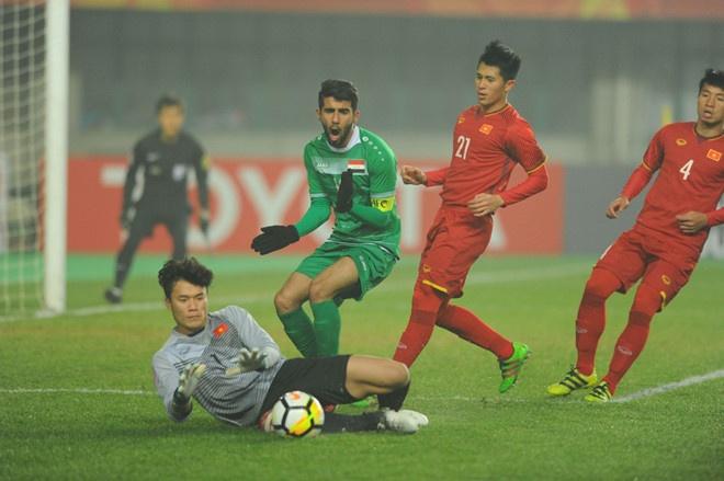 Iraq - doi thu cua tuyen Viet Nam trong tran ra quan o Asian Cup 2019 hinh anh 4