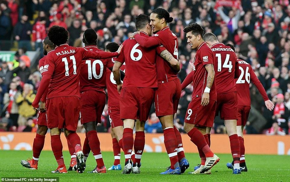 Liverpool tro lai voi vi the cua nha vua nhu the nao? hinh anh 1