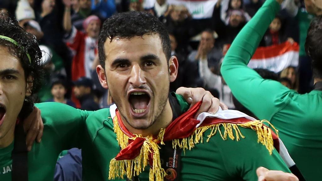 Iraq,  doi tuyen Viet Nam,  lich thi dau Asian Cup anh 2