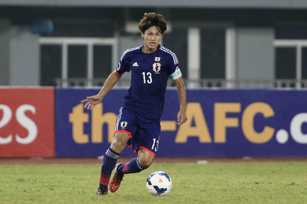 Takumi Minamino - niem hy vong so 1 cua Nhat Ban tai Asian Cup hinh anh 1