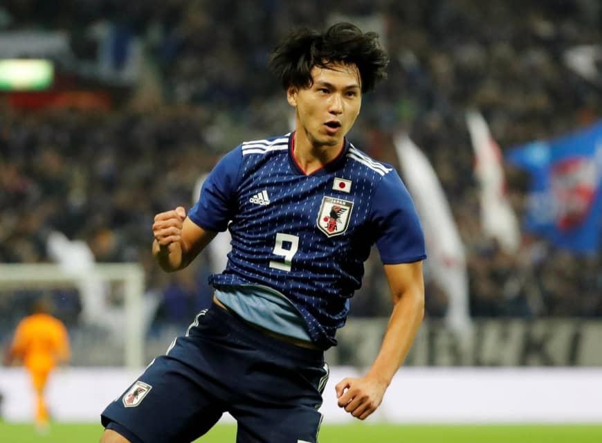Takumi Minamino - niem hy vong so 1 cua Nhat Ban tai Asian Cup hinh anh 4