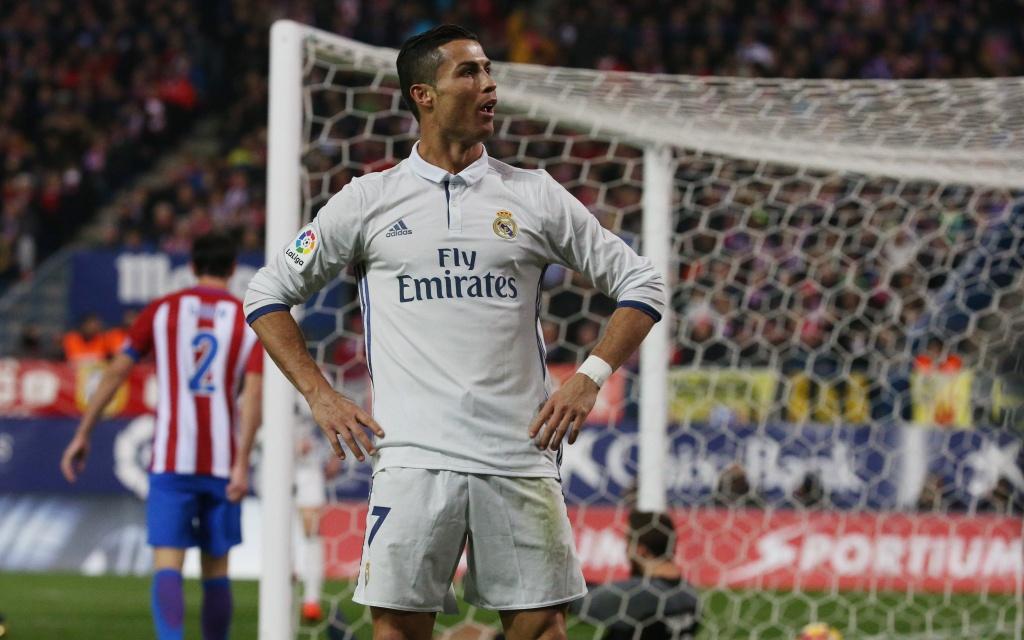 Ronaldo,  Juventus vs Atletico anh 4