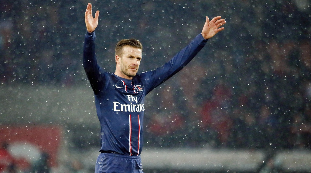 David Beckham anh 10