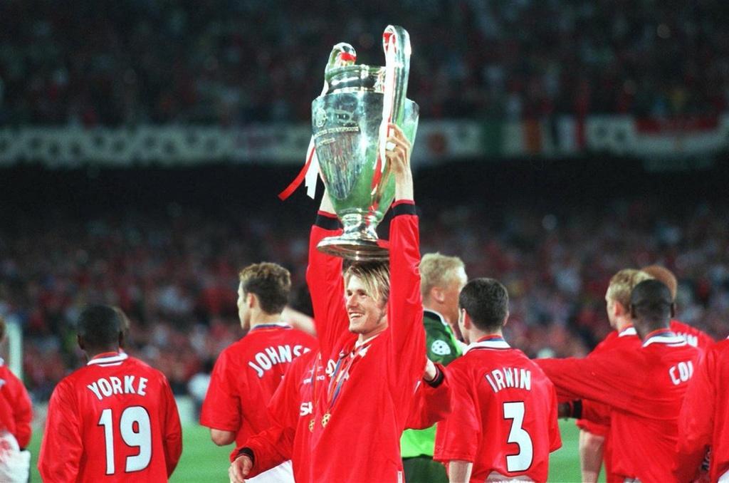 David Beckham anh 3