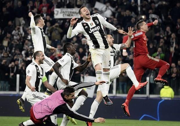 Juventus,  Ronaldo,  Juventus vs Atletico anh 5