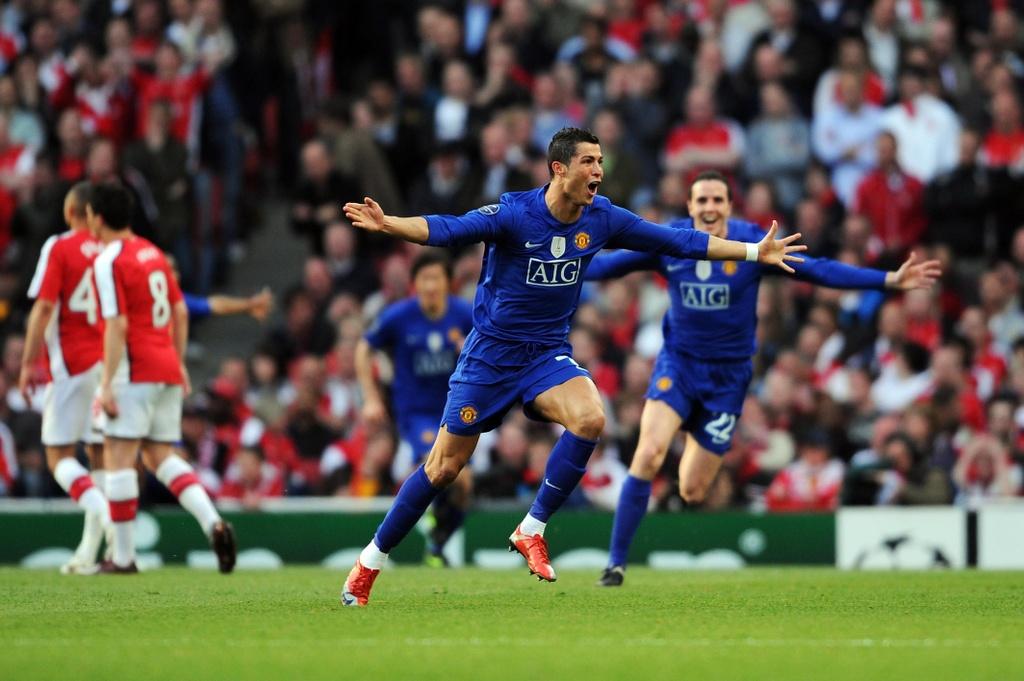 10 khoanh khac dang nho cua Ronaldo tai Champions League hinh anh 3