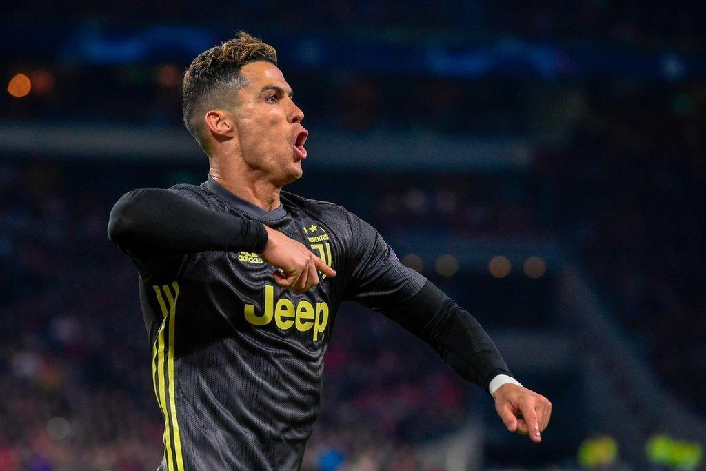 Cristiano Ronaldo - ong vua cua Champions League hinh anh 4