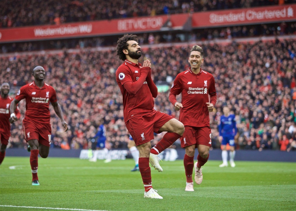 Liverpool vs Chelsea anh 1