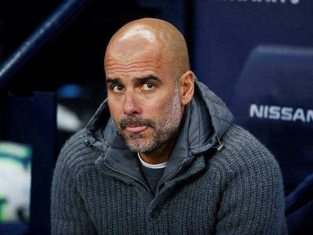 Man City,  Pep Guardiola anh 5