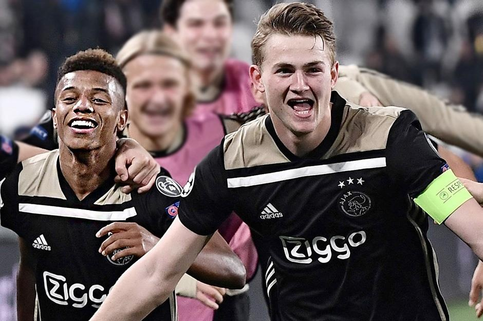 Ajax,  Champions League anh 7