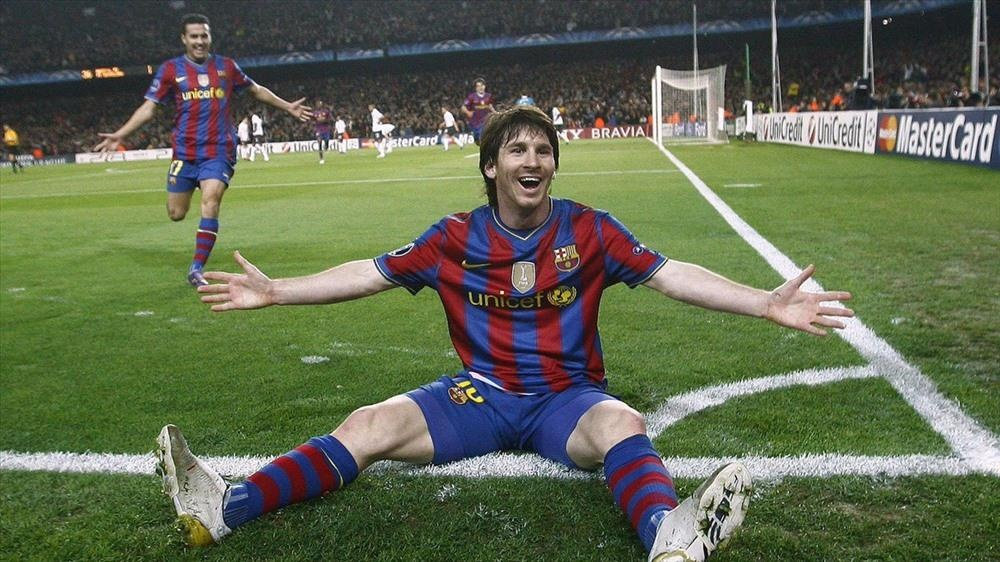 Nhung khoanh khac dang nho nhat cua Messi tai Champions League hinh anh 3