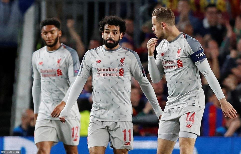 Barca vs Liverpool anh 2