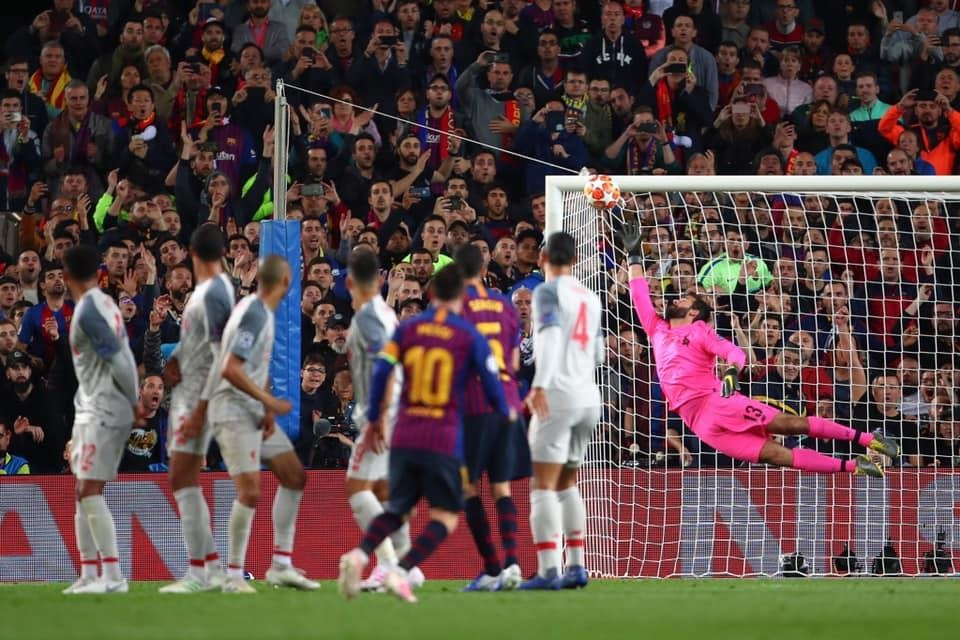 Barca vs Liverpool anh 3