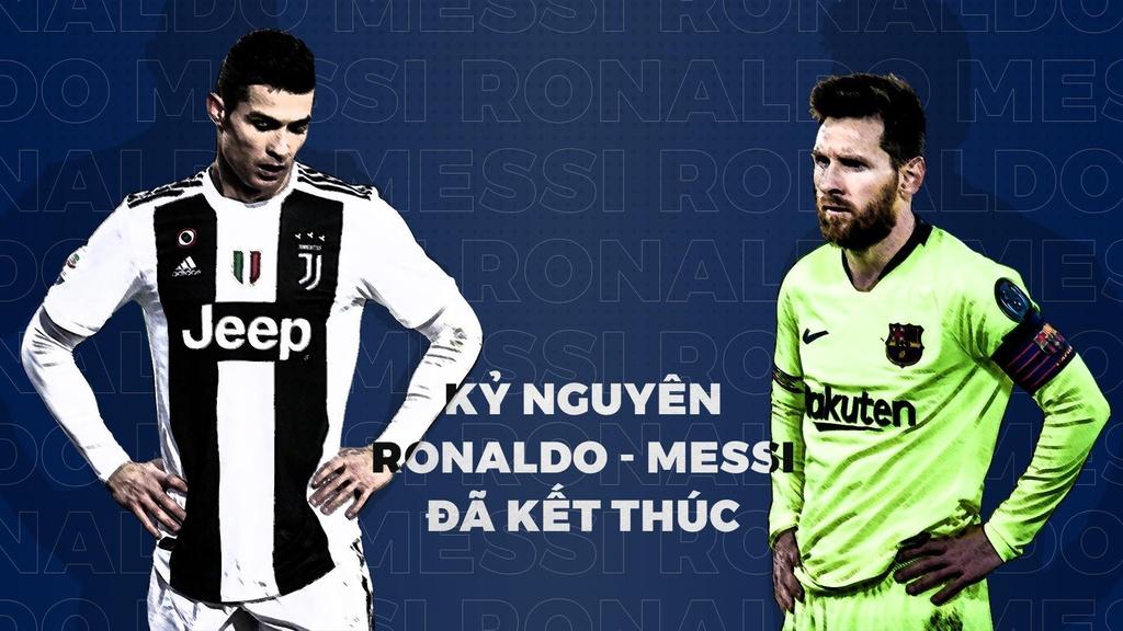 Ky nguyen thong tri cua Ronaldo - Messi da ket thuc hinh anh 1