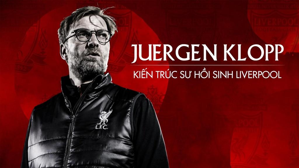 Juergen Klopp - kien truc su hoi sinh Liverpool hinh anh 2