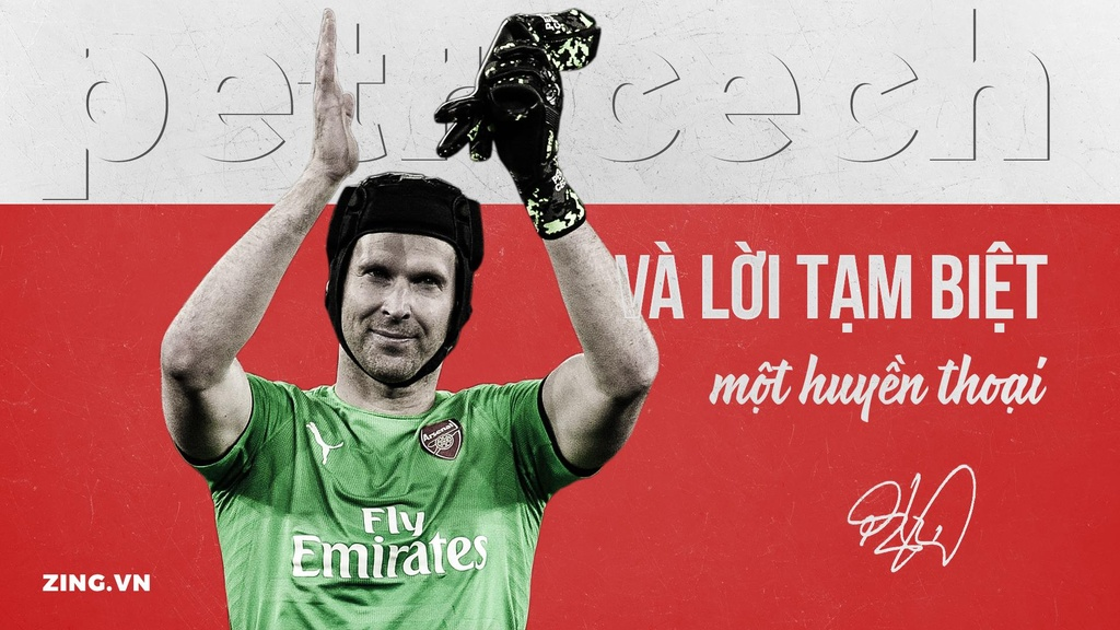 Petr Cech,  Chelsea vs Arsenal anh 2