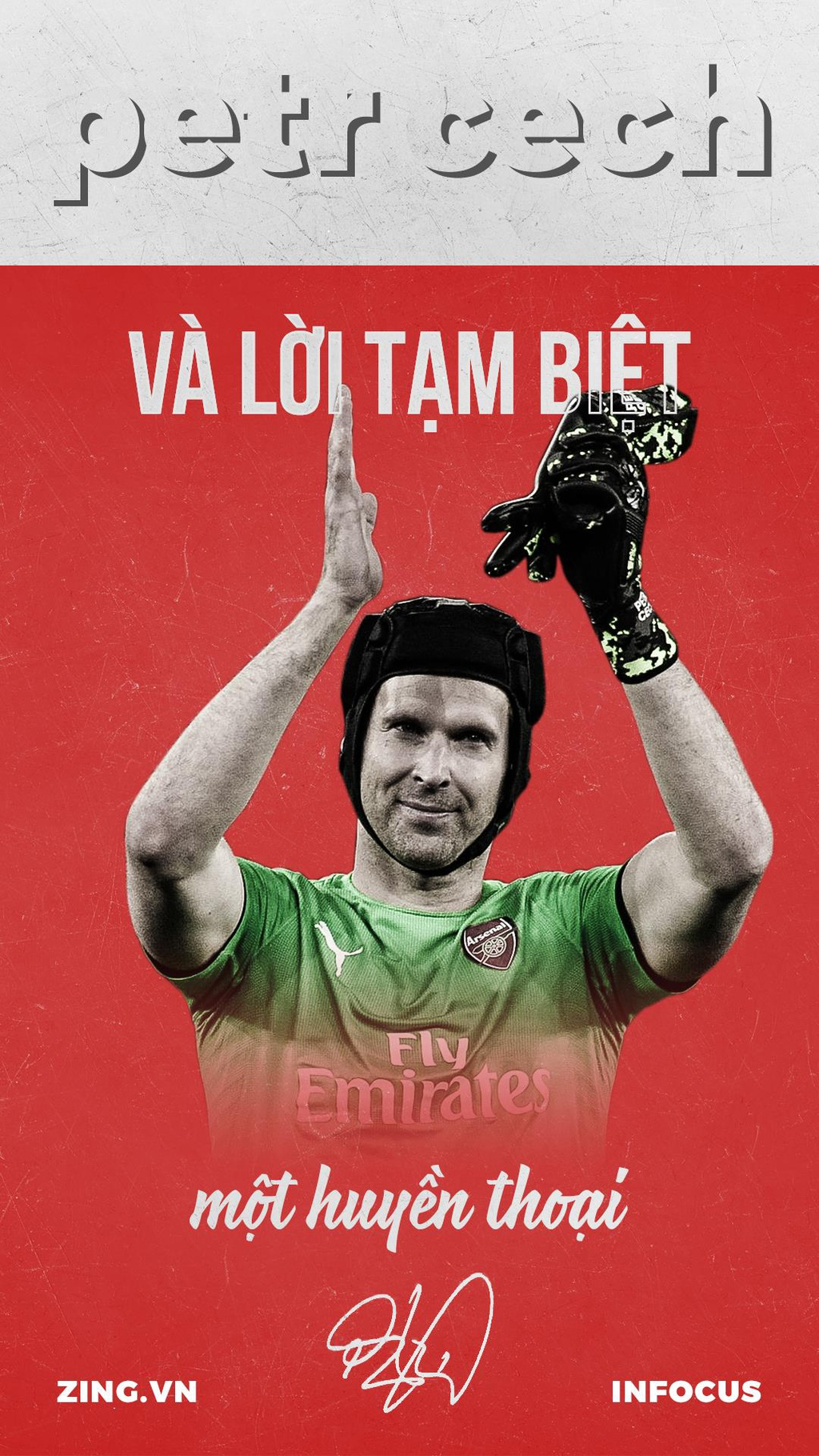 Petr Cech,  Chelsea vs Arsenal anh 1