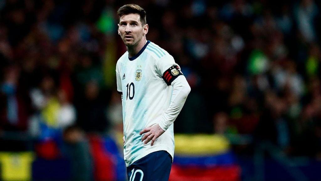Argentina,  Messi,  Copa America anh 5