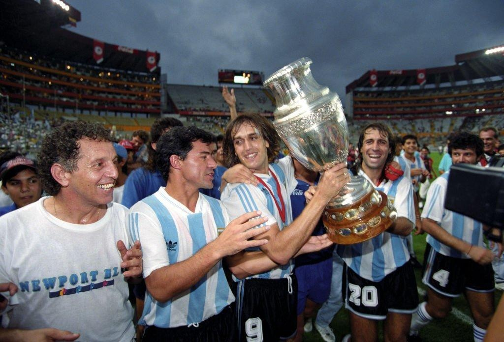 Argentina,  Messi,  Copa America anh 3