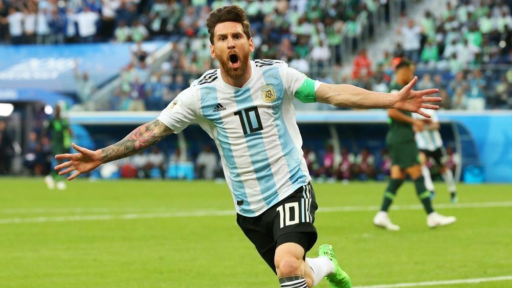 Argentina,  Messi,  Copa America anh 9