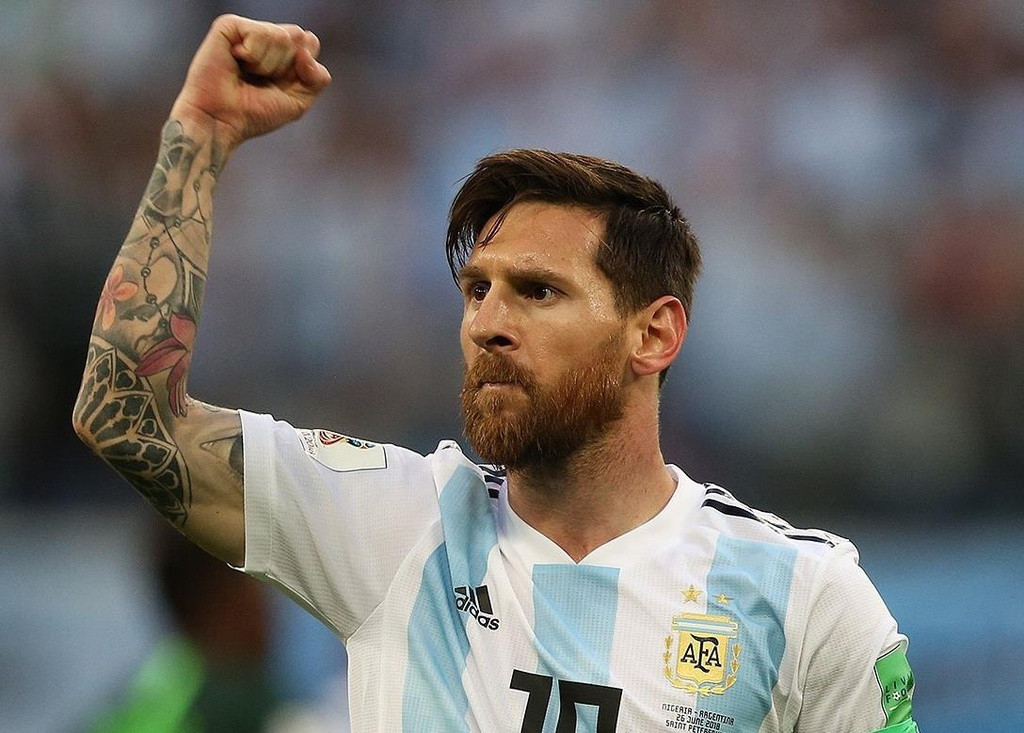 Lionel Messi chinh la van de cua DT Argentina hinh anh 6