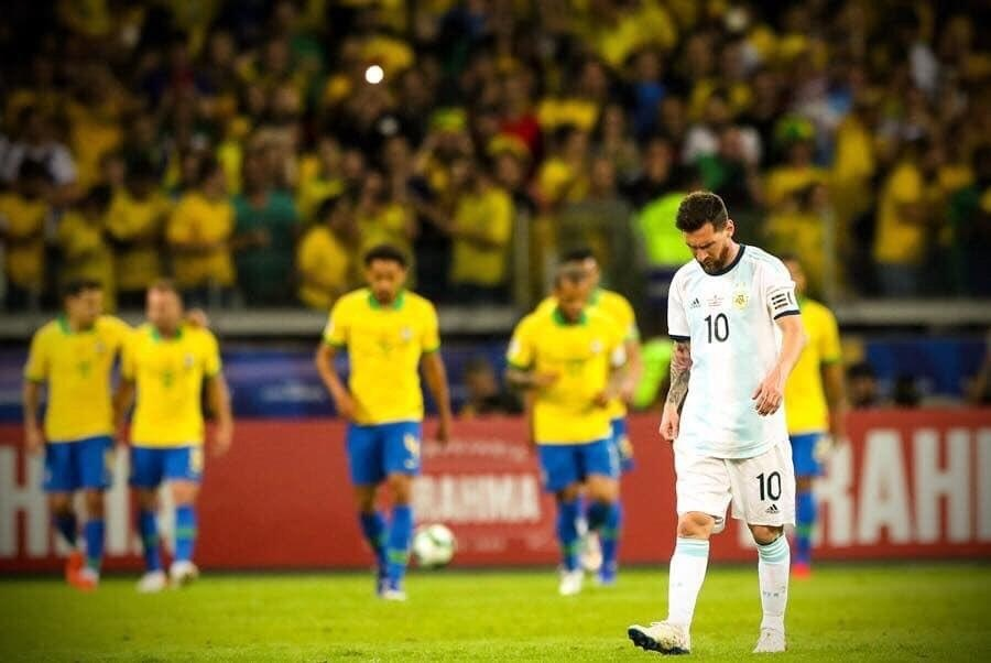 Lionel Messi chinh la van de cua DT Argentina hinh anh 1