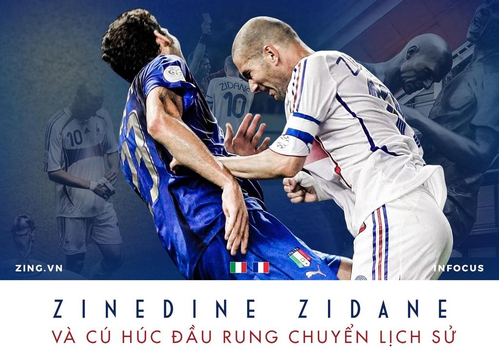 Zinedine Zidane va cu huc dau rung chuyen lich su bong da hinh anh 2