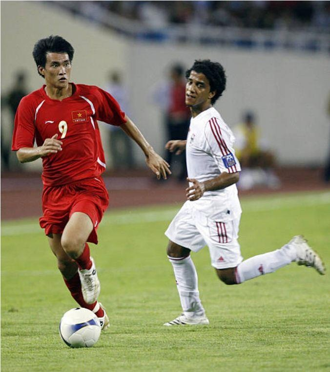 UAE,  vong loai World Cup,  DT Viet Nam anh 1
