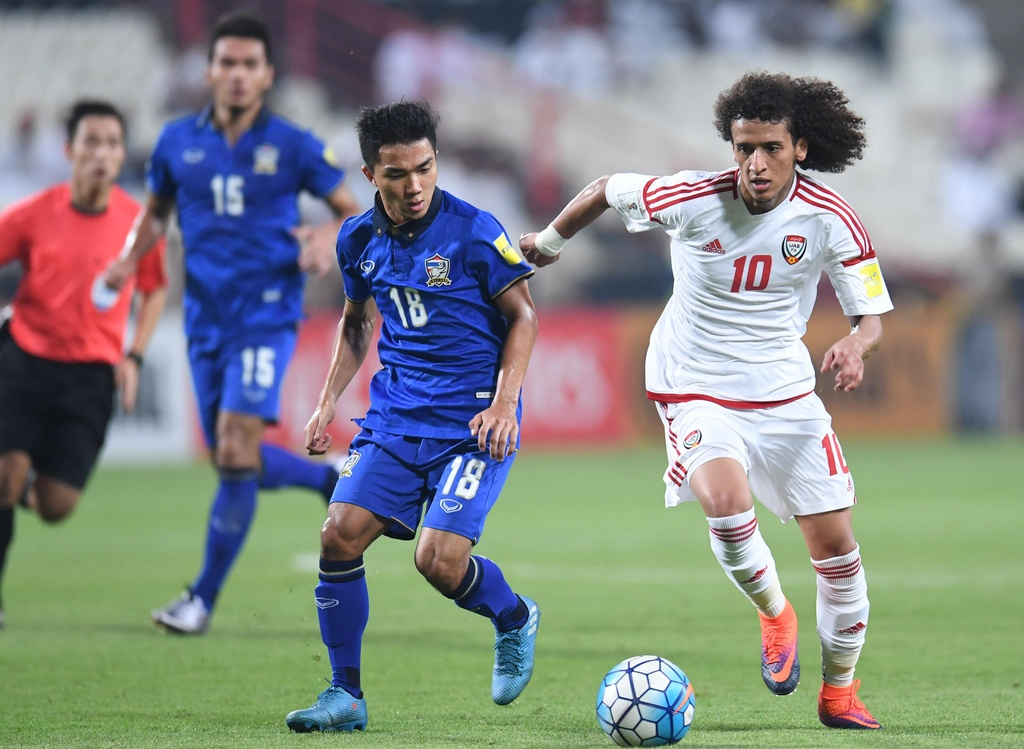 UAE,  vong loai World Cup,  DT Viet Nam anh 2