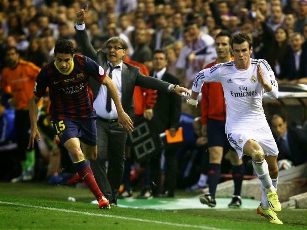Real Madrid,  Ronaldo,  Bale anh 2
