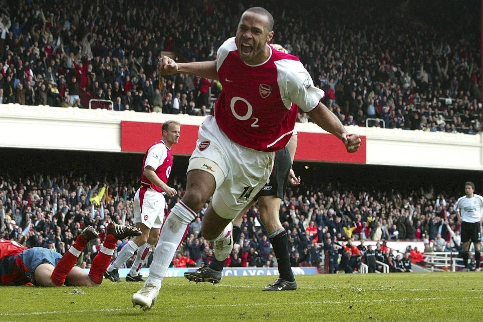 Thierry Henry - chu ky thay doi lich su Arsenal va Premier League hinh anh 6