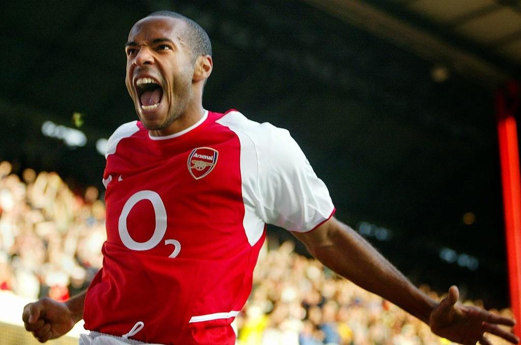 Thierry Henry - chu ky thay doi lich su Arsenal va Premier League hinh anh 8