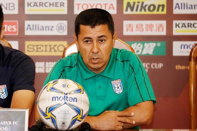 Altyn Asyr - doi thu cua Ha Noi tai AFC Cup manh co nao? hinh anh 3