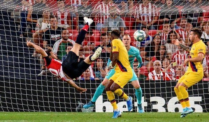 Vang Leo Messi, Barca khong con la doc nhat hinh anh 2