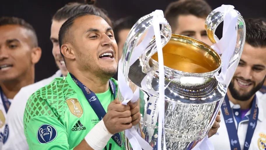 Keylor Navas va so phan bi hat hui o Real Madrid hinh anh 3