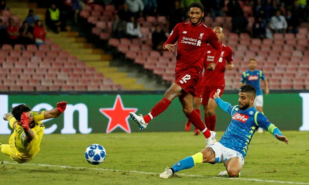 Liverpool, Barca va cam bay o tran ra quan Champions League hinh anh 4