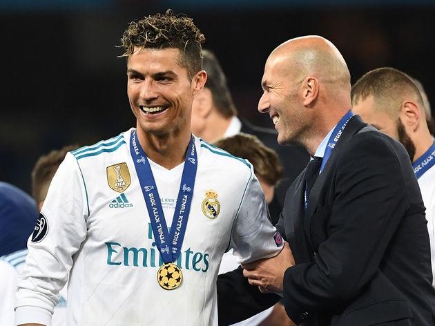 Dang cap cua Real bien mat khi Ronaldo ra di hinh anh 3