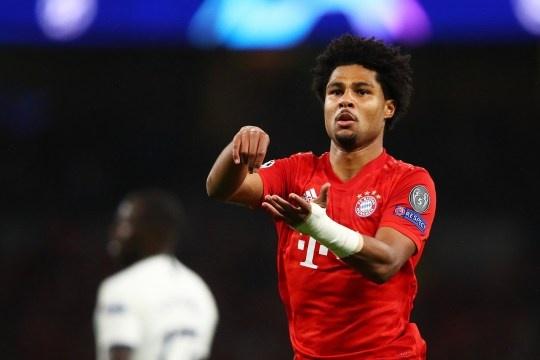Cau thu ghi 4 ban giup Bayern de bep Tottenham la ai hinh anh 4