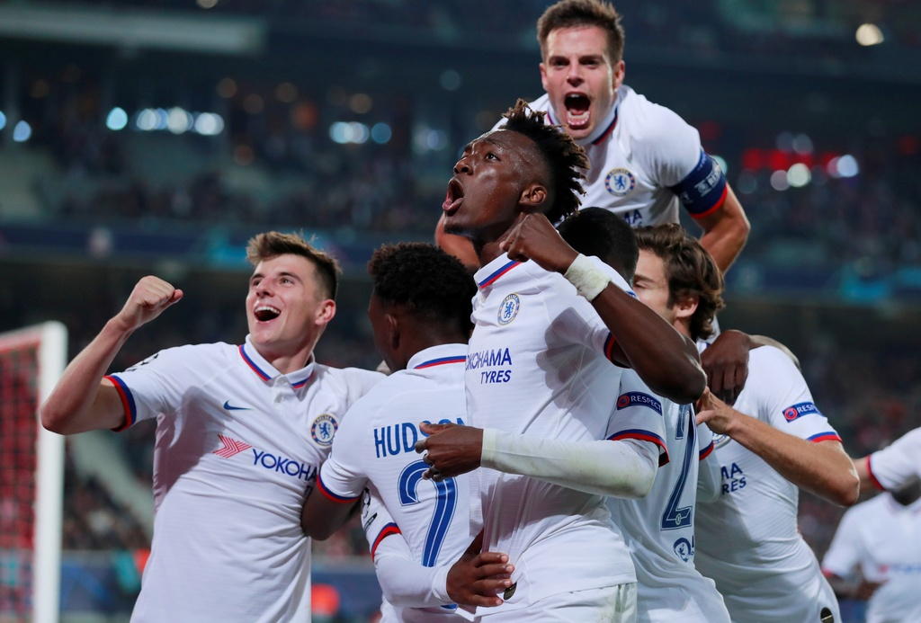 Chelsea thang tran dau tien tai Champions League sau 2 nam hinh anh 10