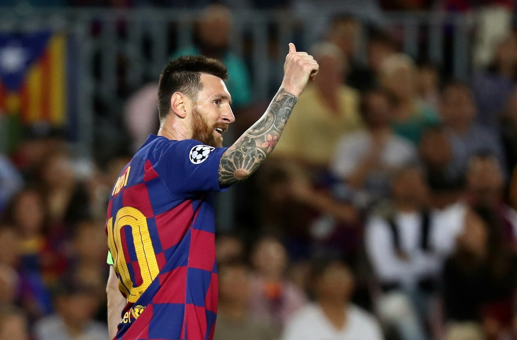 Nghich ly Lionel Messi hinh anh 1