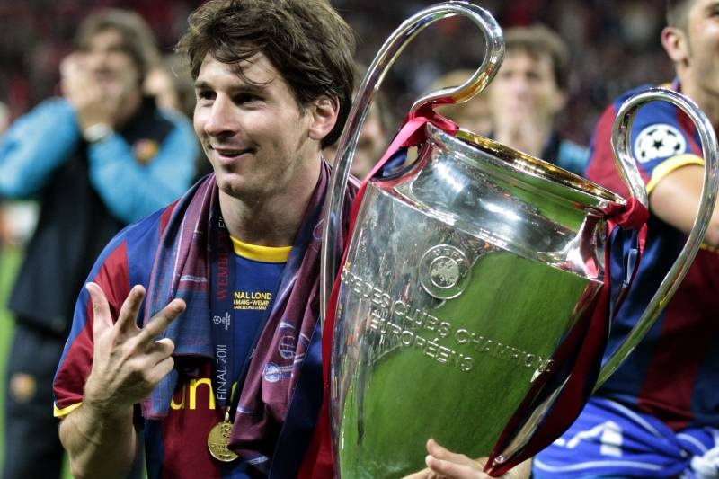Nghich ly Lionel Messi hinh anh 2