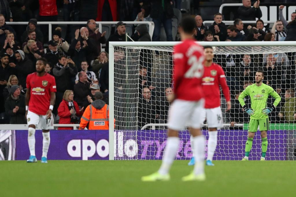 Man United thất bại và cái giá của việc tin tưởng Solskjaer