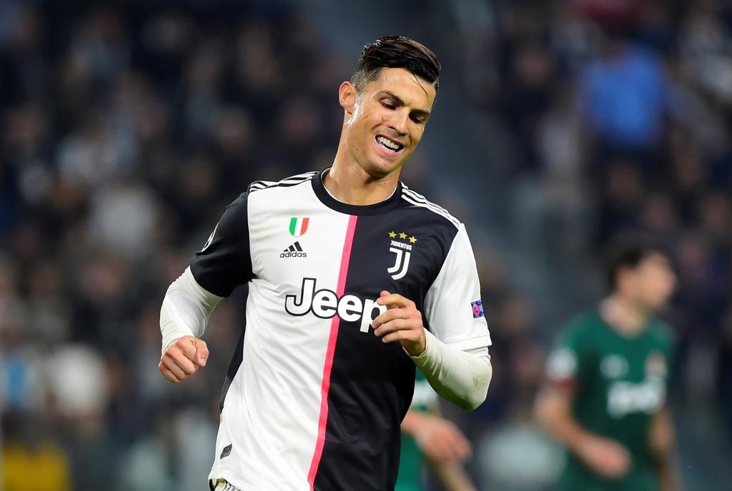 Ronaldo gao thet vi khong the ghi ban cho Juventus hinh anh 8