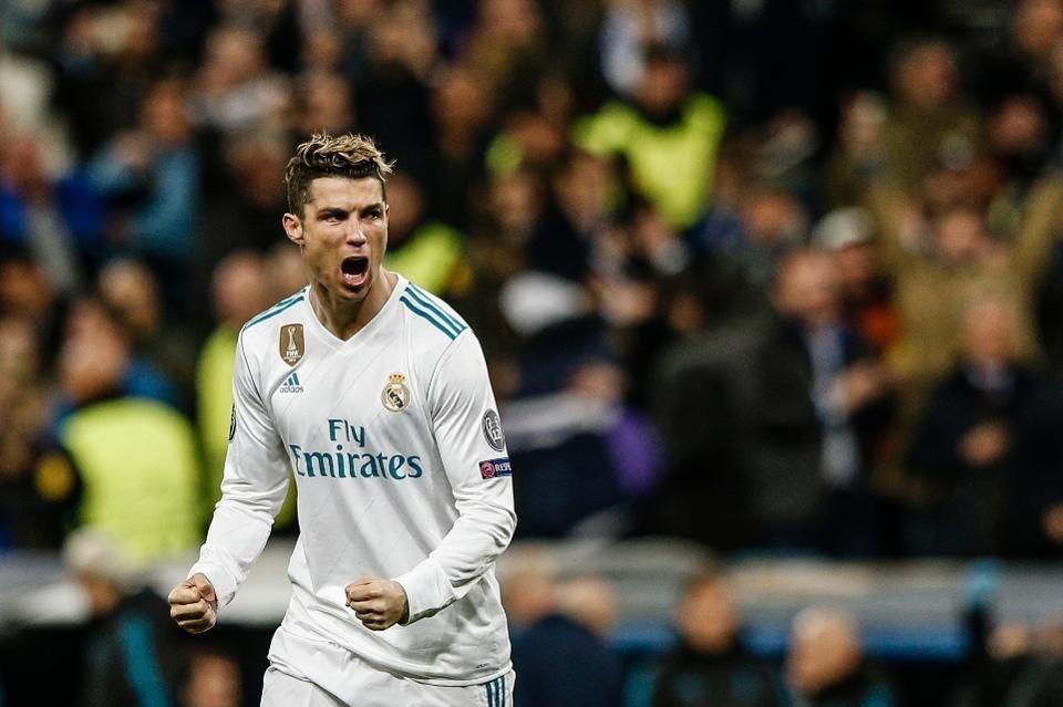 Cristiano Ronaldo van la noi am anh cua Real Madrid hinh anh 3