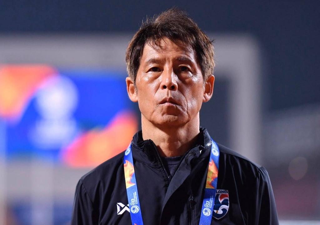 U23 Thai Lan thua Australia vi su tu tin thai qua cua HLV Nishino hinh anh 7 15.jpg