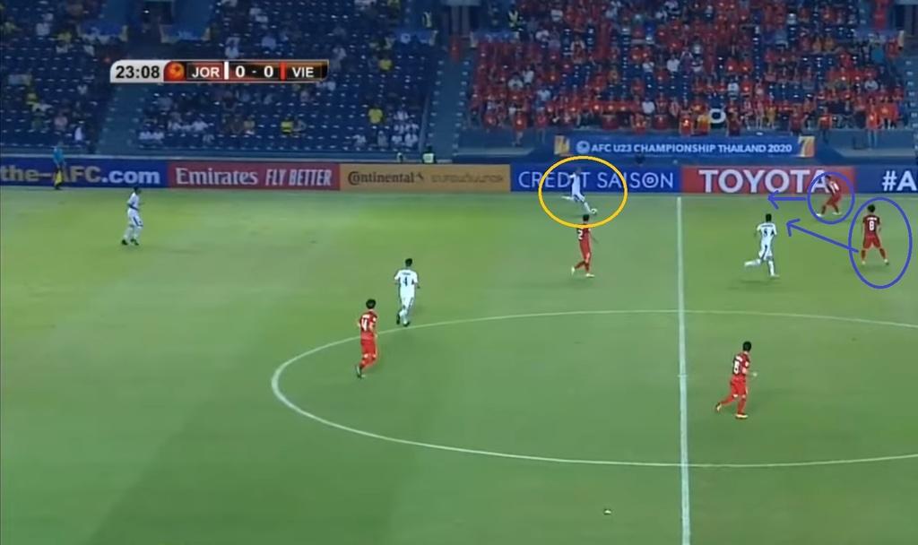 U23 Viet Nam gap kho vi khong the tim nguoi thay Van Hau hinh anh 3 1.jpg