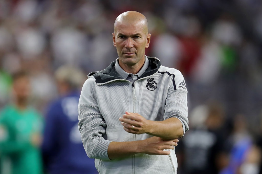 Zidane Real madrid anh 7