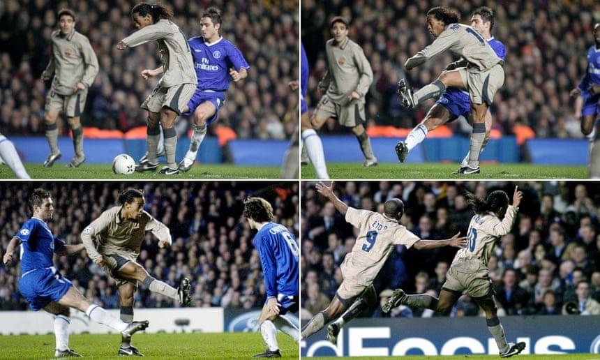 Ronaldinho va cu lac hong khien ca the gioi me man hinh anh 1 ronaldinho1.jpg